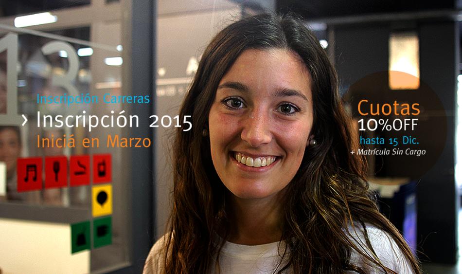 Inscripción a Carreras 2015